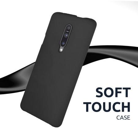 Olixar iPhone 12 Pro MagSafe Compatible Silicone Case - Black