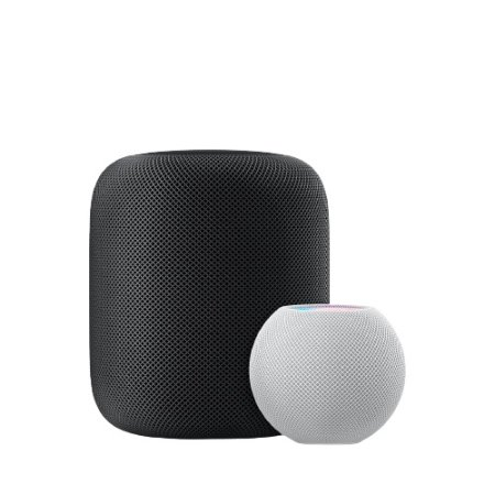 Official Apple HomePod mini Smart Speaker - Space Grey