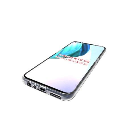 Olixar Flexishield OnePlus Nord N10 5G Case - 100% Clear