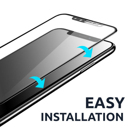 Olixar Samsung Galaxy A72 Tempered Glass Screen Protector - Clear