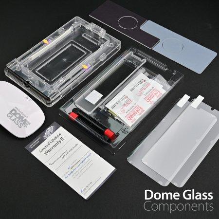 Whitestone Dome Samsung Galaxy S21 Plus Screen Protector - 2 Pack