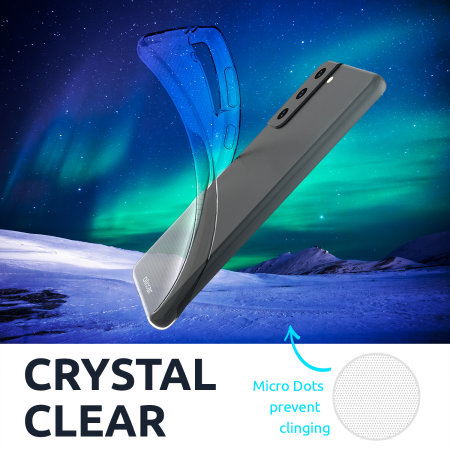 Olixar Ultra-Thin Samsung Galaxy S21 Case - 100% Clear