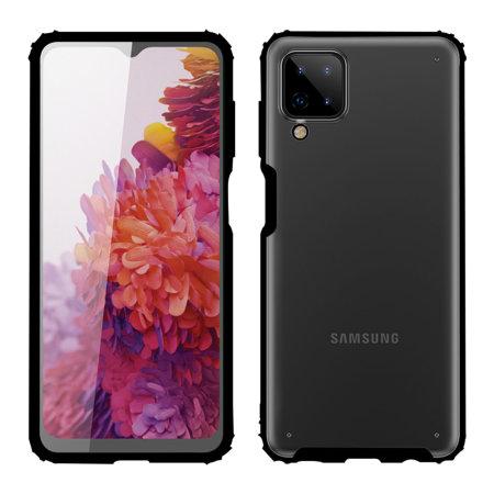 Olixar ExoShield Samsung Galaxy A12 Case - Black