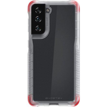 Ghostek Covert 5 Samsung Galaxy S21 Thin Case - Pink