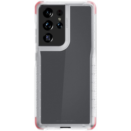 Ghostek Covert 5 Samsung Galaxy S21 Ultra Thin Case - Clear