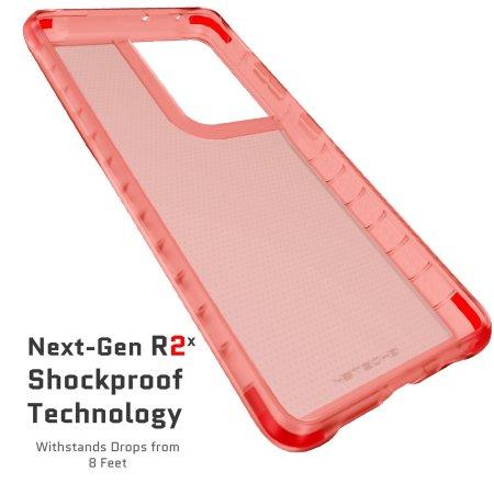 Ghostek Covert 5 Samsung Galaxy S21 Ultra Thin Case - Pink