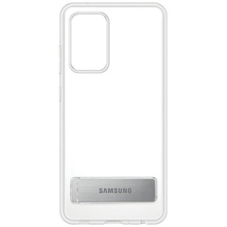 Official Samsung Galaxy A52 Standing Cover - Clear