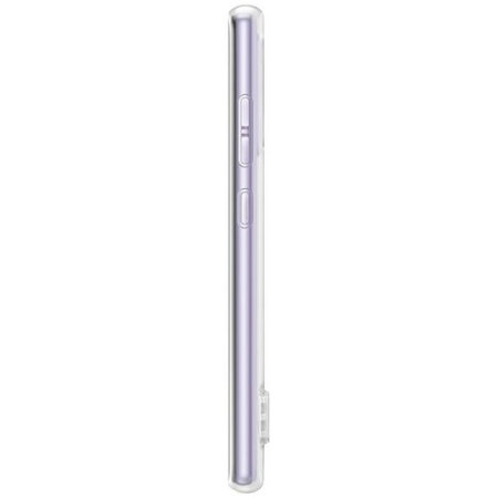 Official Samsung Galaxy A72 Standing Cover - Clear
