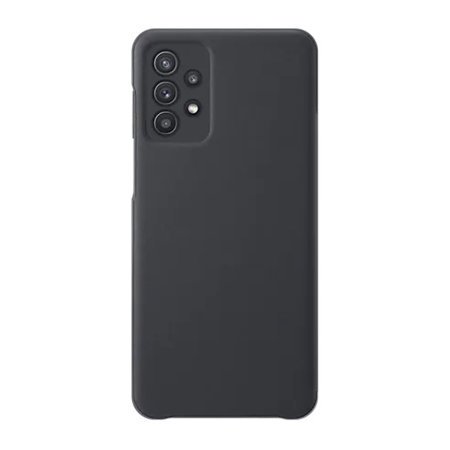Official Samsung Galaxy A32 5G Smart S View Wallet Case - Black