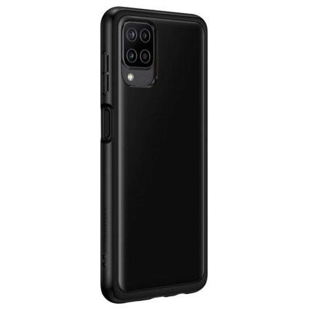 Official Samsung Galaxy A12 Slim Case - Black