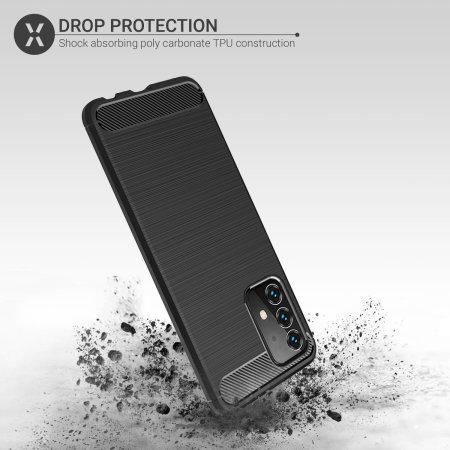 Olixar Sentinel Samsung Galaxy A52 Case & Glass Screen Protector