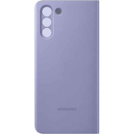 Samsung Galaxy S21 5G Clear View Cover Violet