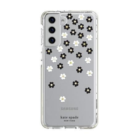 Kate Spade New York Samsung Galaxy S21 Plus Case - Scattered Flowers