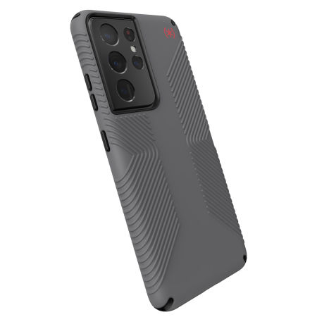 Speck Samsung Galaxy S21 Ultra Presidio2 Grip Case - Grey
