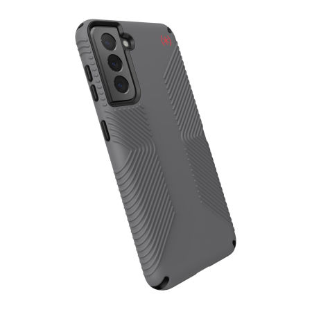 Speck Samsung Galaxy S21 Presidio2 Grip Case - Grey