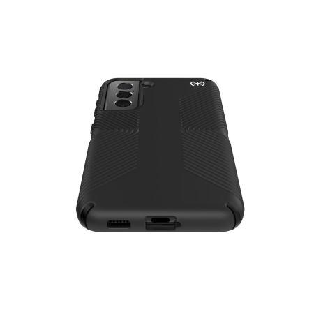 Speck Samsung Galaxy S21 Presidio2 Grip Case - Black