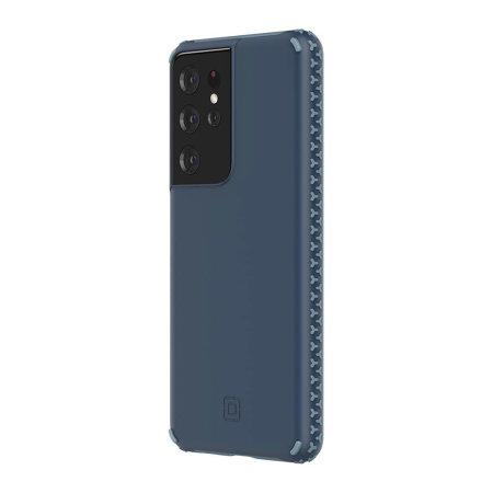 Incipio Samsung Galaxy S21 Ultra Grip Case - Midnight Blue