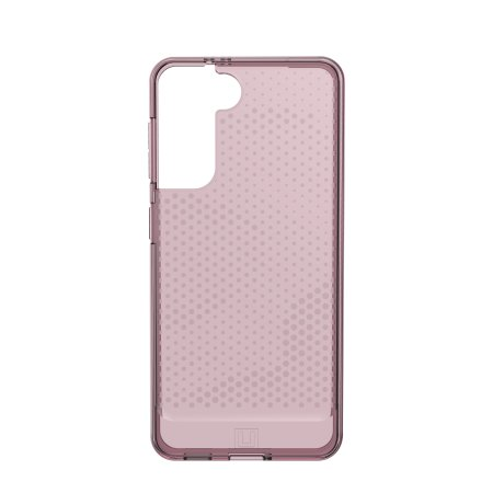 [U] By UAG Samsung Galaxy S21 Lucent Series Case - Dusty Rose