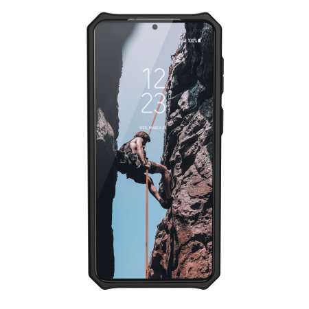 UAG Samsung Galaxy S21 Plus Monarch Carbon Fiber Case - Black