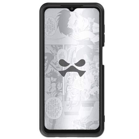 Ghostek Iron Armor 3 Samsung Galaxy A12 Tough Case - Black