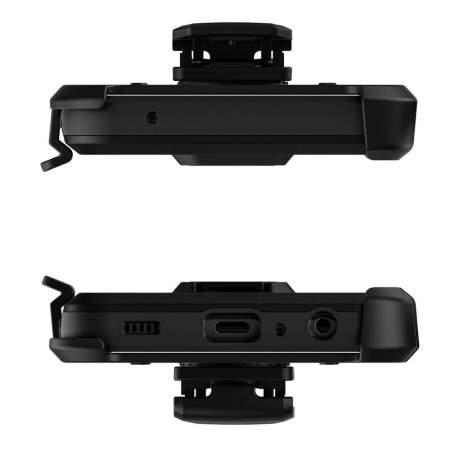 Ghostek Iron Armor 3 Samsung Galaxy A72 Tough Case - Black