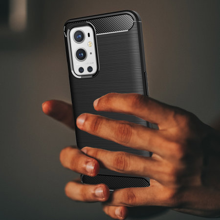 Olixar Sentinel OnePlus 9 Pro Case & Glass Screen Protector