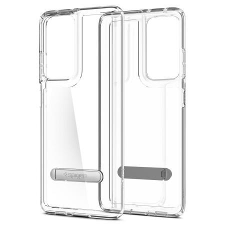 Spigen Ultra Hybrid S Samsung Galaxy S21 Ultra Case - Clear