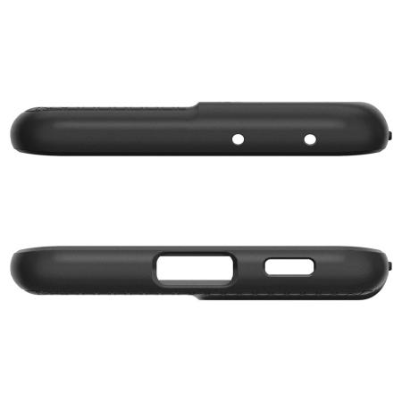 Spigen Samsung Galaxy S21 Ultra Liquid Air Slim Case - Black