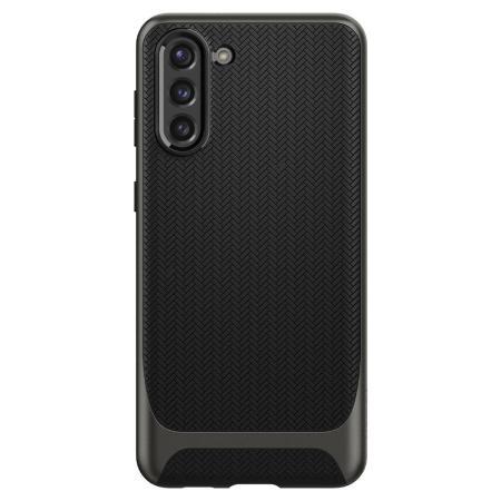 Spigen Samsung Galaxy S21 Plus Neo Hybrid Tough Case - Gunmetal
