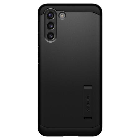 Spigen Samsung Galaxy S21 Plus Tough Armor Rugged Case - Black
