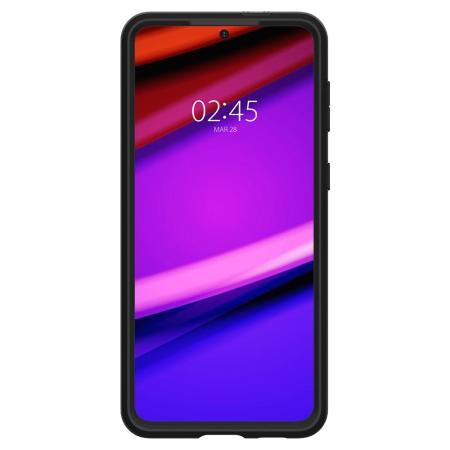 Spigen Samsung Galaxy S21 Neo Hybrid Tough Case - Gunmetal