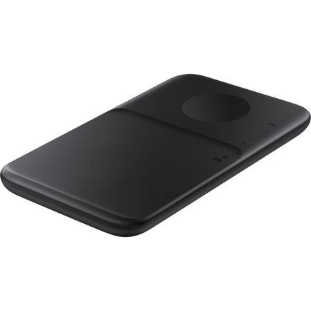 Official Samsung Duo 2 9W Charging Pad & UK Plug - Black