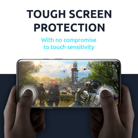 Olixar OnePlus 8T Tempered Glass Screen Protector