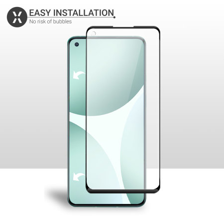 Olixar OnePlus 9 Tempered Glass Screen Protector