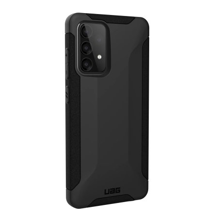 UAG Scout Samsung Galaxy A52 Protective Case - Black