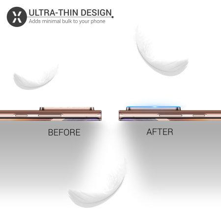Olixar Samsung Note 20 Ultra 2 Camera Protectors & 1 Screen Protector