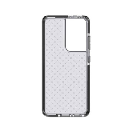 Tech21 Samsung Galaxy S21 Ultra Evo Check Case - Smokey / Black