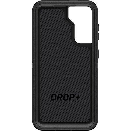 OtterBox Defender Samsung Galaxy S21 Tough Case - Black