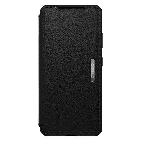 OtterBox Strada Series Samsung Galaxy S21 Ultra Wallet Case - Black