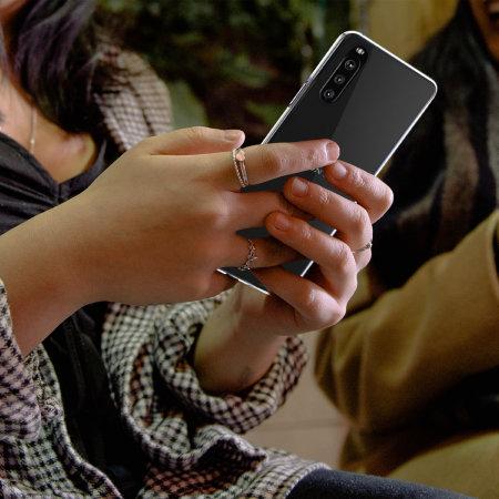 Olixar Ultra-Thin Sony Xperia 10 III Case - 100% Clear