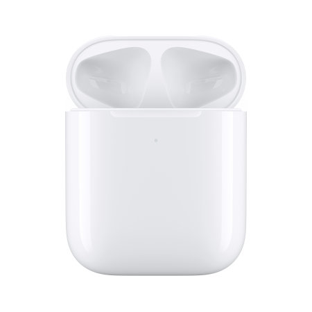 Official Apple AirPods Wireless Charging Case - White