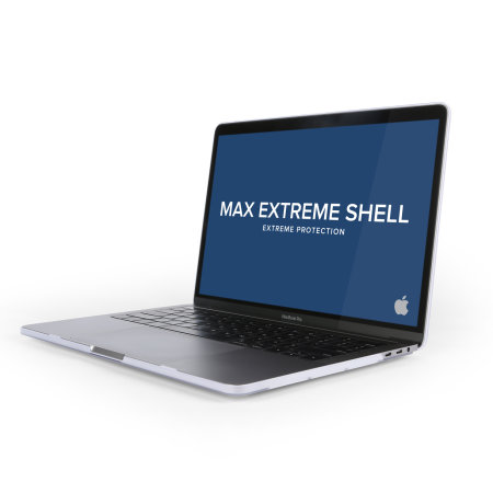 "MaxCases SnapShell MacBook Pro 15"" Protective Case - Clear"