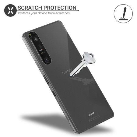 Olixar Ultra-Thin Sony Xperia 1 III Case - 100% Clear