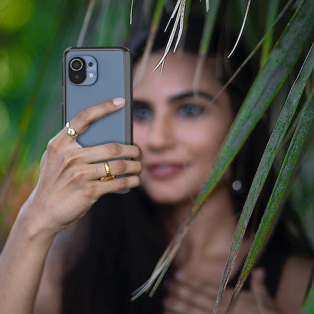 Olixar ExoShield Xiaomi Mi 11 Protective Case - Black