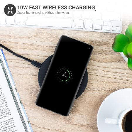 Olixar OnePlus 9 Pro Slim 10W Fast Wireless Charging Pad