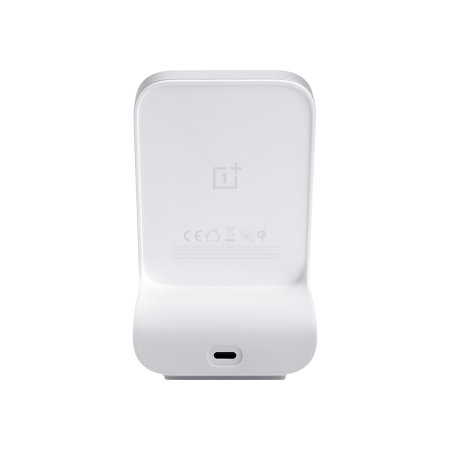Official OnePlus Warp Charge 50W Fast Charging Wireless Charger- White