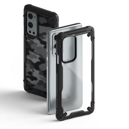 Ringke Fusion X OnePlus 9 Pro Protective Case - Black