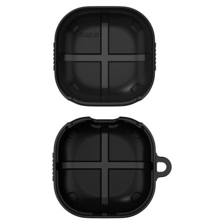 Spigen Rugged Armor Samsung Galaxy Buds Live Protective Case - Black