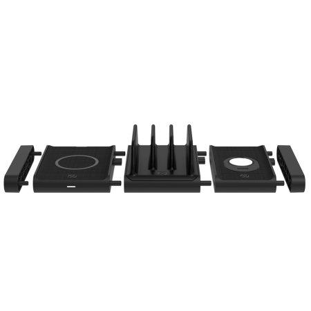Scosche BaseLynx Ultra-Thin Qi 10W Wireless Charging Pad - Black