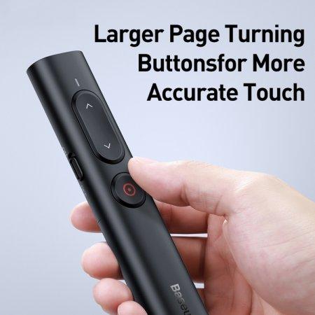 Baseus Wireless USB Presentation Remote With Laser Pointer